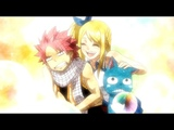 AMV Fairy Tail NaLu - They Don't Know About Us