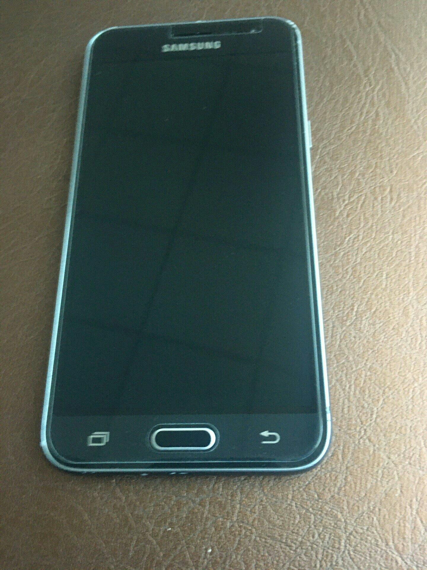 Samsung Galaxy J 3  Отличное полностью рабочее   Объявления Орска и Новотроицка №1981