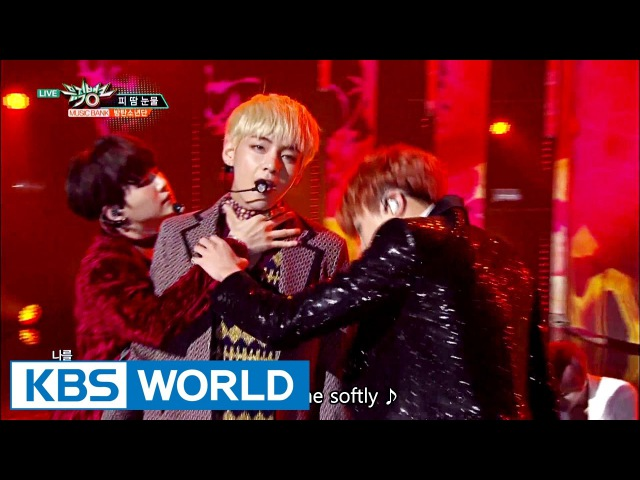 BTS - Blood Sweat Tears | 방탄소년단 - 피 땀 눈물 [Music Bank HOT Stage / 2016.10.21]
