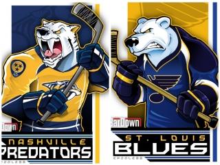 НХЛ НэшвиллСент-Луис