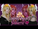 ♥ BOWSETTE ♥ COSPLAY PLACARD MAKEUP