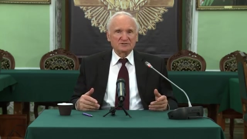 Православное образование. Проф. Осипов А.И. (МПДА, 2017.11.28)