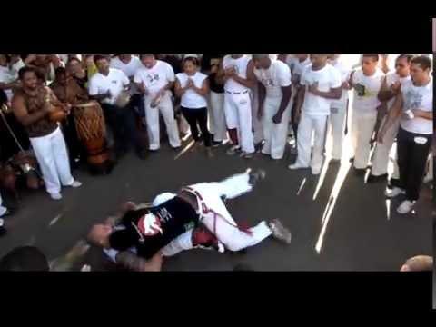 Capoeira no Parque do Ibirapuera - Melhores momentos