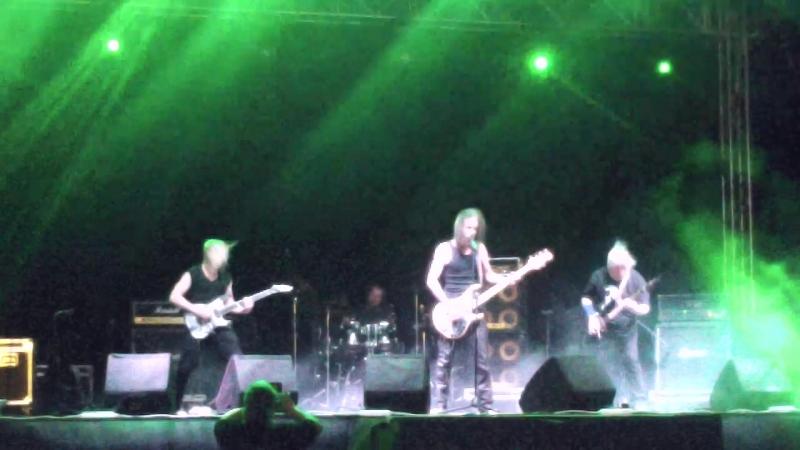 Железный Поток - Тараканы Байк - Фест Тамань Live (2018) Open Air