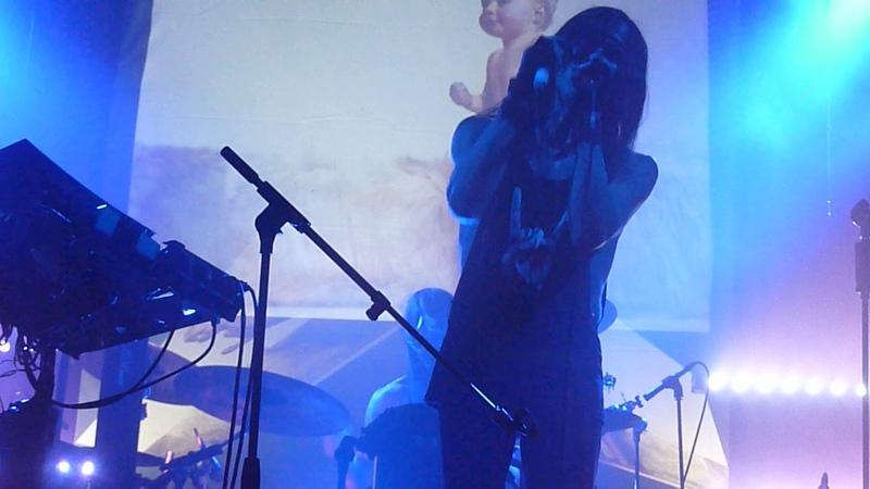 IAMX- Sorrow - Live Kantine Köln - MDH TOUR 2019
