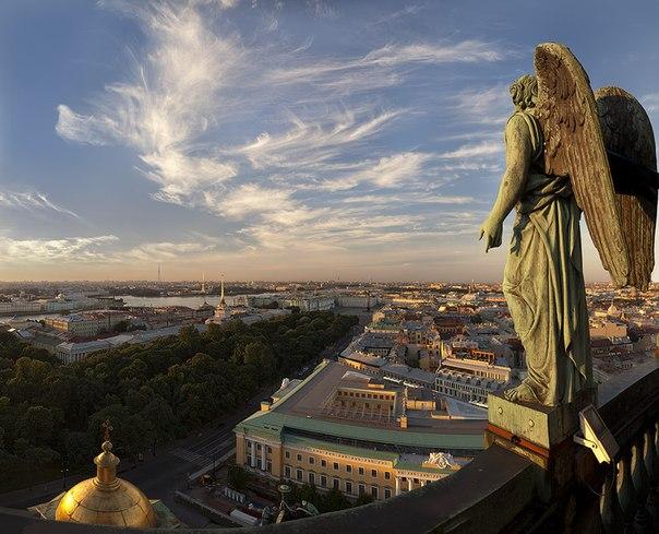 Санкт-Петербург. Самые красивые города России