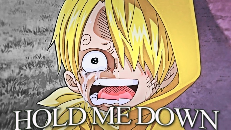 One Piece AMV - Hold Me Down [COLLAB w/ kindamv]