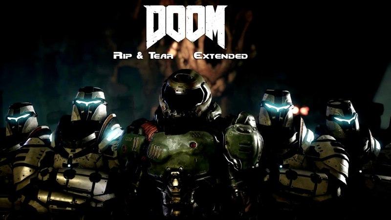 DOOM (2016) OST — Rip Tear (Extended)