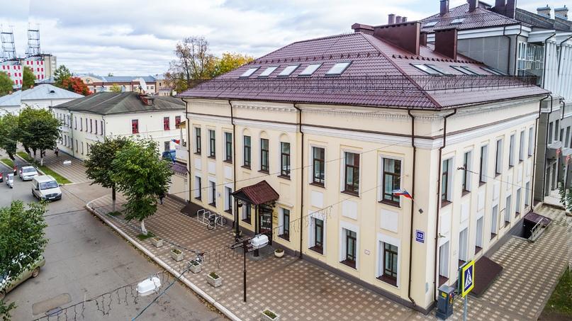 Дом Иуды Колошина (Московская ул., д. 32). 2017 г.