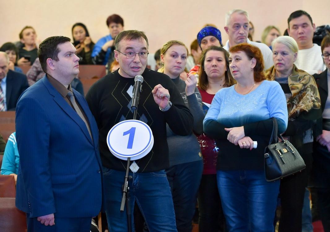 Кумар Аксакалов прокомментировал жалобы горожан на автобусы Петропавловска