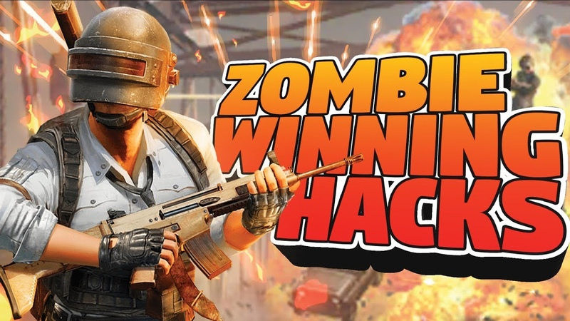 PUBG MOBILE LIVE WINNING ZOMBIE WITH HACKS NOT RPG-7 | NEW UPDATE 0.12.0 | RAWKNEE