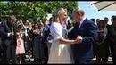Президент РФ на химической свадьбе в Австрии