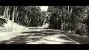 Silver Slipstreams Mercedes A45 AMG and Longboard downhill Мерседес А45 против лонгборда
