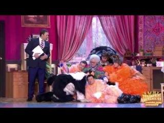 Уральские пельмени про котов и бабушку смотреть