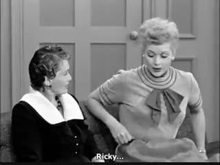 I Love Lucy - A Sogra de Lucy - Legendado