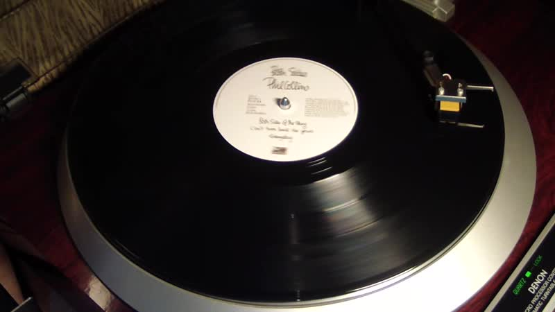 Phil Collins - Can't Turn Back The Years (1993) vinyl