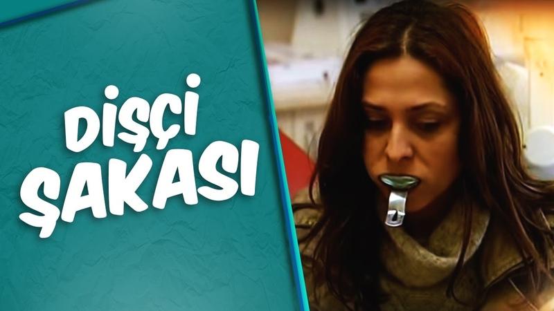 Şakacı Mustafa Karadeniz - Dişçi Şakası ile Hastasını Çıldırttı!