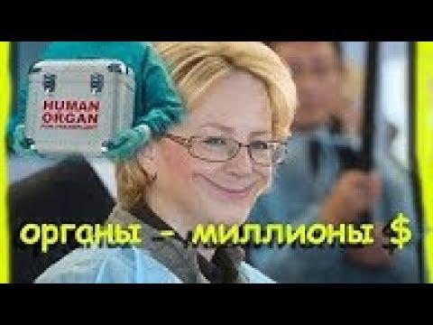 Взял кредит отдашь органами Новый законопроект Скворцовой 19 10 2018
