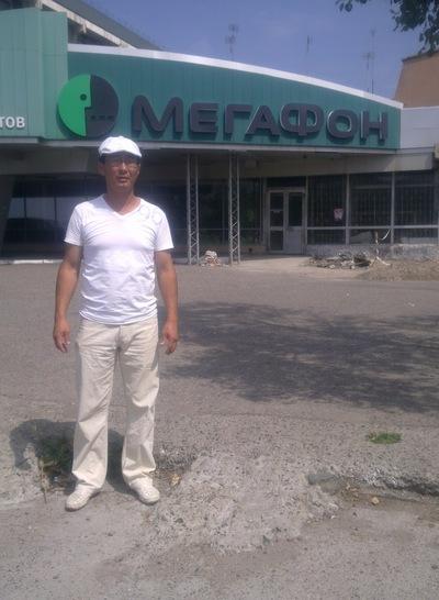 Дамдин Цыденов, 27 августа , Улан-Удэ, id169995357