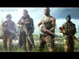 Официальный трейлер Battlefield 5
