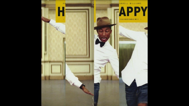 Happy but beats 2 and 4 are swapped [CC]
