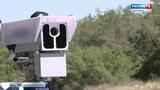 Вандалы разрушают камеры на дорогах Севастополя