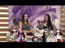 Técnica boneca de pano Boneca Ritinha por Silvia Torres 30 03 2017