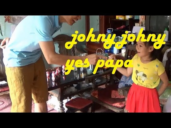 Johny Johny Yes Papa Nursery Rhymes and Kids Songs for Children, Kids and Toddlers