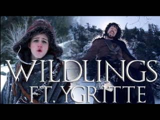 ���� ���������)Jon Snow - Wildlings ft. Ygritte (Flo Rida / GoT  Parody)
