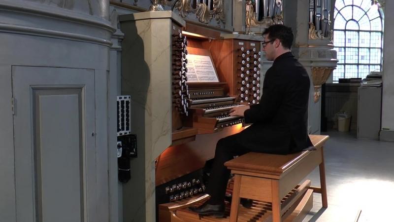 601 J. S. Bach - Herr Christ, der ein'ge Gottes Sohn (Orgelbüchlein No. 3), BWV 601 - Ulf Norberg