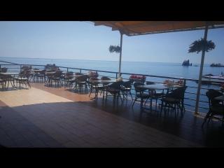 Панорамный ресторан Крыма САНТА БАРБАРА вблизи Алушты и Ялты в Утесе. Излюбленное заведение для проведения #свадьбы  и выездной