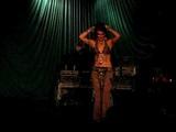 Zoe Jakes dancing w Beats Antique - June 2009, Boston