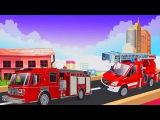 Fireworkers Car Wash-Мойка пожарной машины