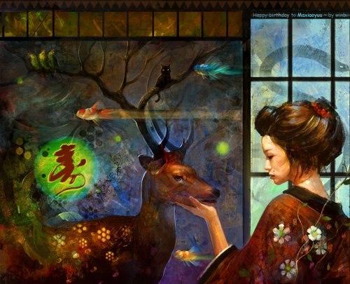 Картинки на магическую тематику - Страница 7 E5yJslvgo7o