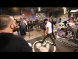 Rise Against - Skate Lab (Secret Show) - Youth of Today Break Down The Walls Cover
