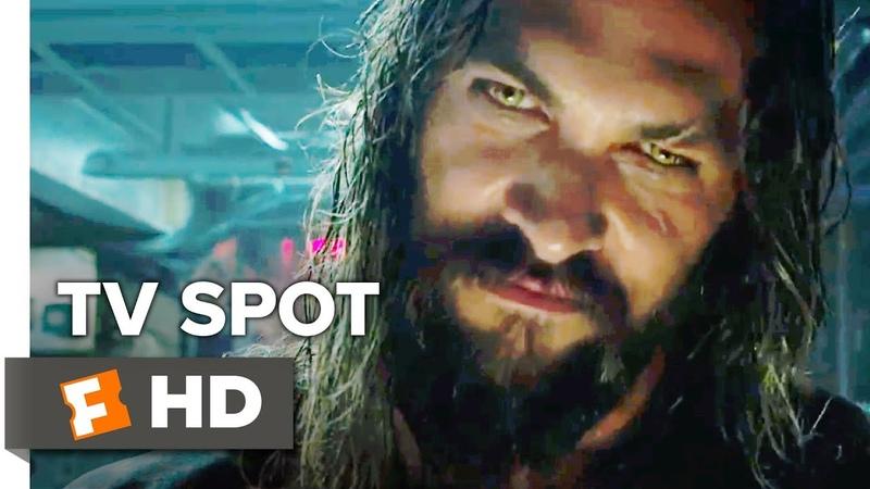 Aquaman TV Spot - Waves (2018)   Movieclips Trailers