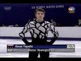 Alexey Yagudin 2002 Olympics, SP Winter