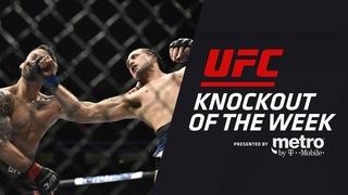 KO of the Week: Brian Ortega vs. Frankie Edgar