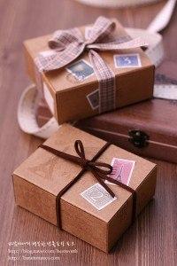 Как сделать коробочку из бумаги (7 фото) - картинка