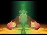 Donkey Kong rap, but google translated 15 times