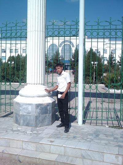 Мухамаджон Юулдашев, 12 апреля 1994, Новосибирск, id226801703