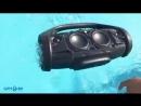 Bass test колонки в бассейне