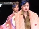 KANSAI YAMAMOTO Fall Winter 1992 1993 Paris Fashion Channel