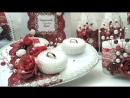 комплект свадебных аксессуаров для прекрасной пары АНДРЕЯ & АЛЁНЫ!