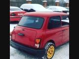 Rover Mini mk 2 Gold