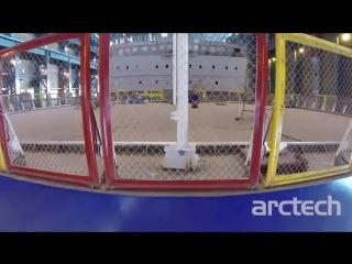 Строительство ледокола Мурманск на хельсинской верфи Arctech Helsinki Shipyard