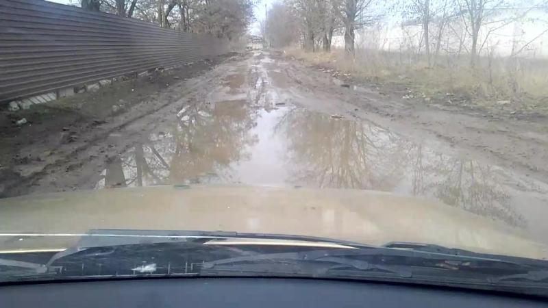 Танки грязи не боятся;)
