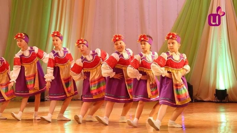 Танцы мира от Калинки