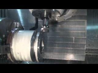 Обработка вентиля (арматуростроение) на многофункциональном ОЦ Mac Turn 550 2SW/OKUMA
