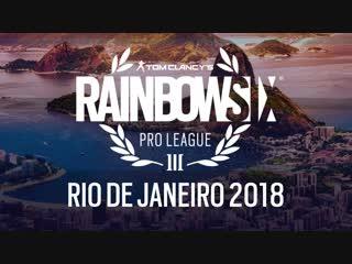 Rainbow Six |Pro League Season 8 |17 Ноября